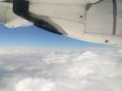 Pohled z letadla...