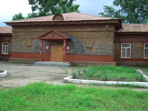 Краеведческий музей \ local museum