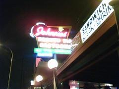 Johnnie's!