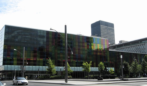 Palais des congres