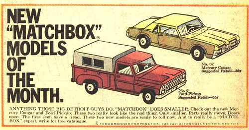 Matchbox 1969