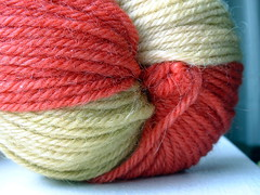 Andes wool yarn