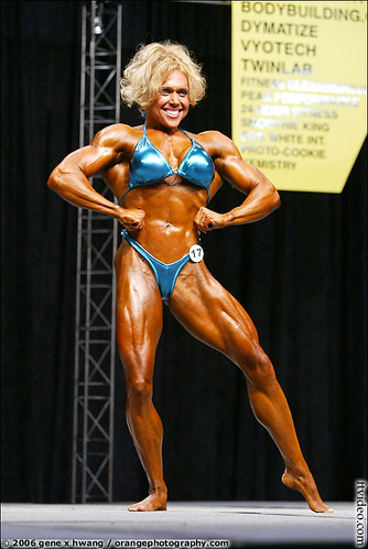 Colette Nelson Did Her Homework - Controversy At The 2006 Europa Pro Show; Time For Women Judges