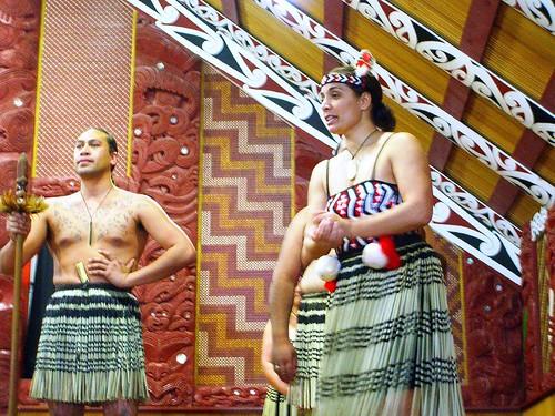 毛利文化表演-2