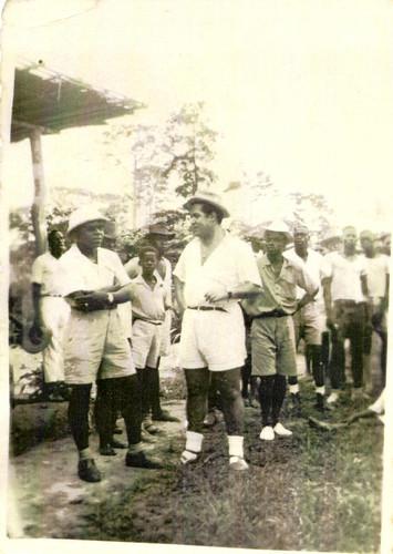 Avô em Guinea