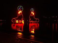 Lichterfest 2006 Seehunde
