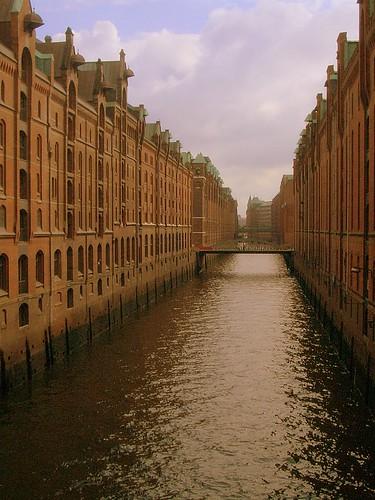 Hamburg's Binnenhafen
