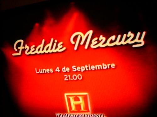 Freddie Mercury on The History Channel