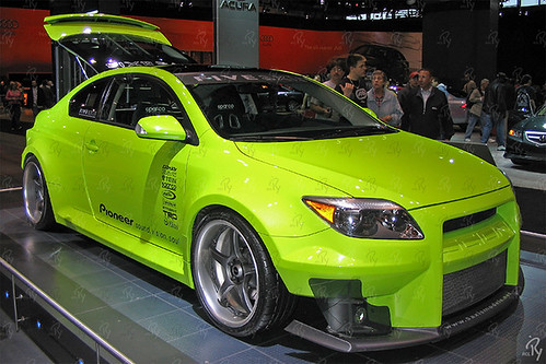 Scion tC Car Picture