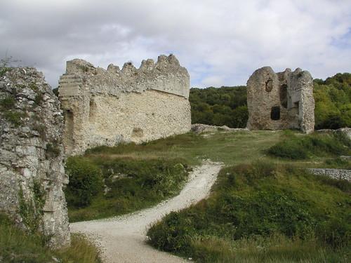 Les Andelys-Chateau Gaillard HY 011