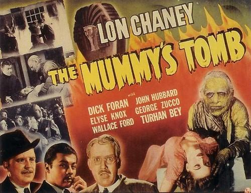mummy's tomb lobby