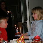 I even got to blow the candles out<br/>17 Feb 2007