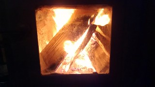 First fire of the year