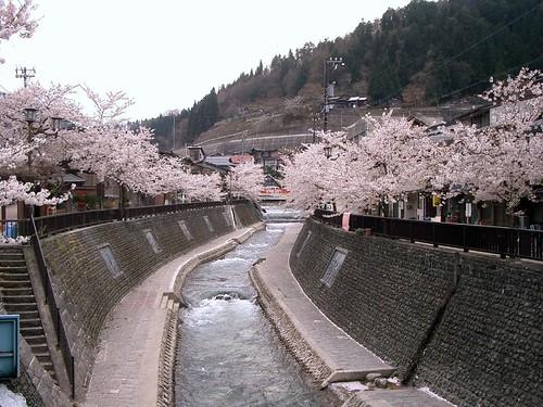 Kamioka Yamada-river 050425