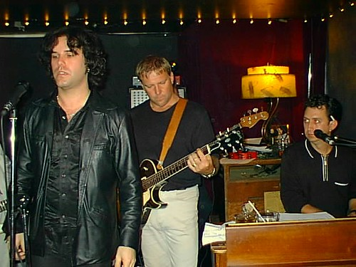 Jeff Martin TEA PARTY Alex Lifeson RUSH Lou Pomonti THE DEXTERS
