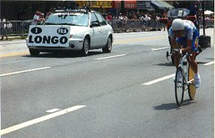 Jeannie Longo, 1996 Olympic time trial