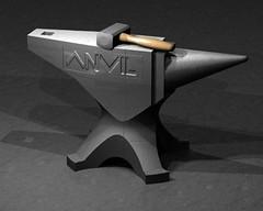 Anvil 1 (3D image)