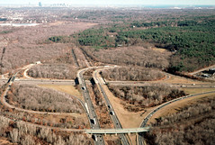 unfinished Rt. 95 extension, Canton 12/18/01 photo by ophis