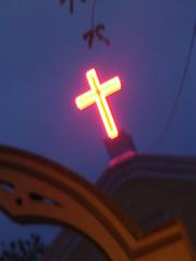 St. Thomas' Bleeding cross