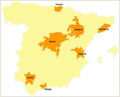AreasMetropolitanas