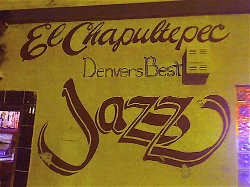 El Chapultepec Jazz