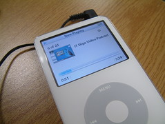 IT Sligo on the iPod