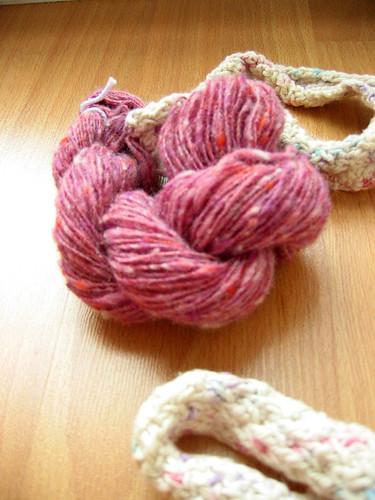 Handspun - mystery wool