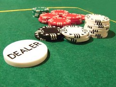 What lessons does poker offer for mediators?