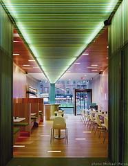 رستوران اکسينگ در نیویورك