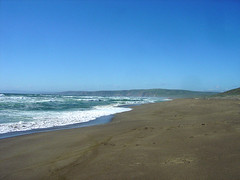 Abbotts Lagoon - coast