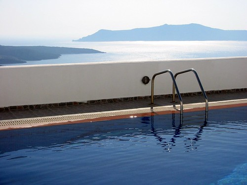 Pool at Hotel Loucas