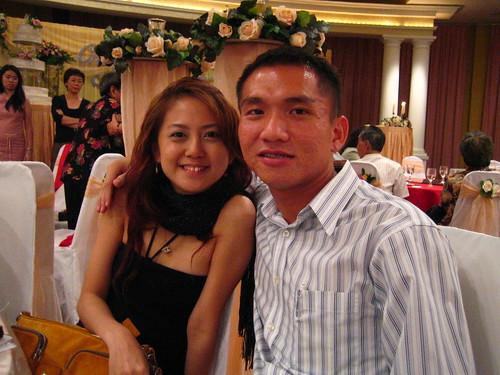me & mingjie