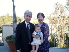 Gong gong, Grandma, and me