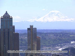 Rainier e Seattle