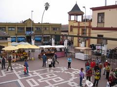 La Recova plaza
