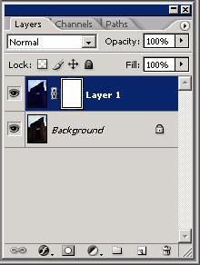 Layer對話框