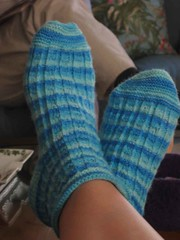 Sixth Sense Socks