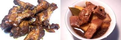 mom's adobong tuyo & soupy version