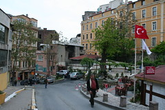 Quartier de la tour Galata