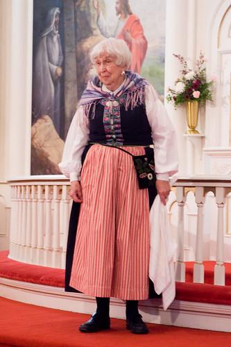 Midsummer's Swedish fashion review