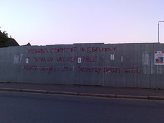Warning from East Belfast 'Communicrats'?