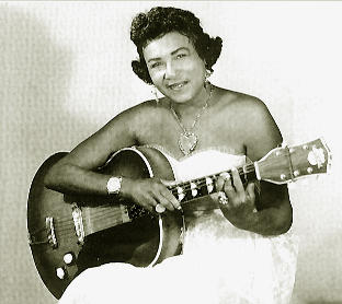 Memphis Minnie Goes Uptown