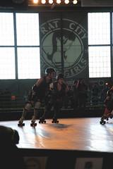 Rat City Roller Girls Series.