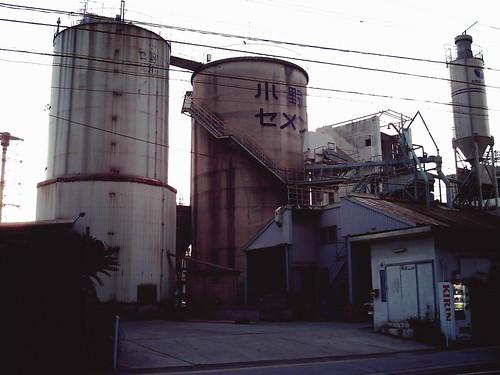 cement plant / セメント工場
