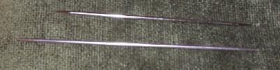needle length