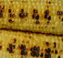 Roasted Corn Detail