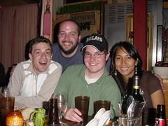 Matt, Me, Steve 2, Emily
