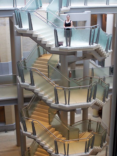 Natural History Staircase