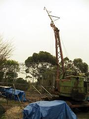 The excellent crane