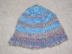Perhaps the ugliest hat in the world